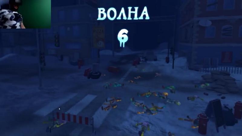 [Damir Live] Dracula Vampires vs Zombies ► oculus rift ► Бородатый РобинГуд в VR