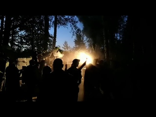 Drunken Fairy Tales - Дружба @ Boyscout Fest 25.08.2018