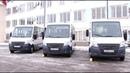 130 пассажирских автобусов обновили в наукограде за четыре года
