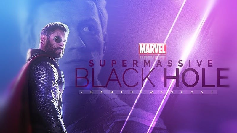 ►Marvel | Supermassive Black Hole [dantheman8251]
