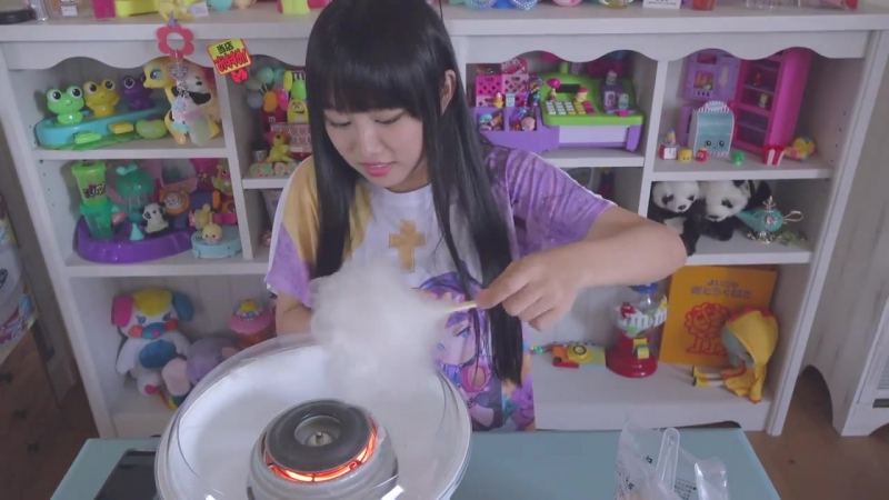 Hirota Aika Wataame Shokunin wa Peroperokyandi mo Fuwafuwa ni Shitakatta no