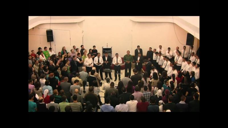 Grupul Rugul Aprins - Pentru noi s-a ivit mântuirea Doamne vreau să mă-nchin