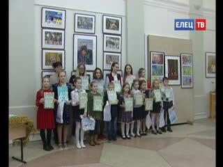 Юных художников ДШИ № 3 высоко оценили на престижных Международных конкурсах