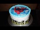 Тортик Человек-паук