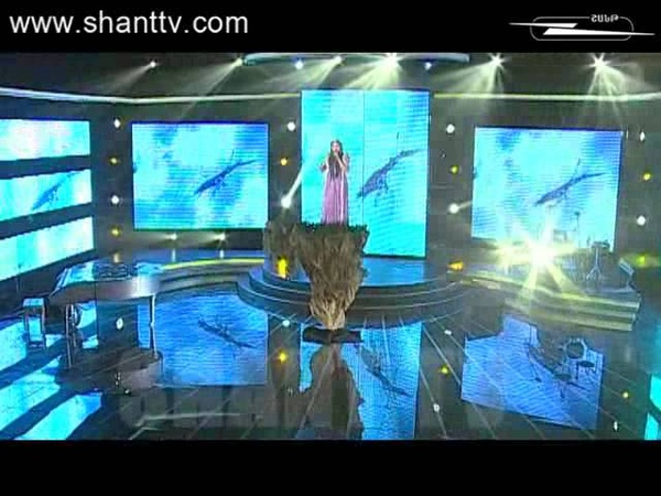 X-factor 2-Gala Show 5-Lena Ghazaryan 17.03.2013