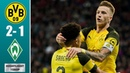 Borussia Dortmund vs Werder Bremen 2-1 Highlights All Goals (15/12/2018)