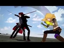 Adam vs. Yang Old/New Animation Comparison