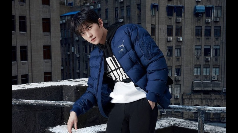 杨洋 Puma 不负冬日 2018男子秋冬系列 Yang Yang Puma 2018 Winter Collection