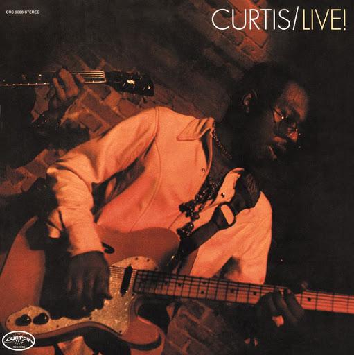 Curtis Mayfield альбом Curtis/Live!