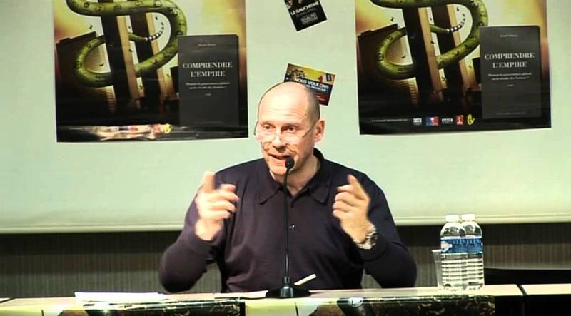 Alain Soral - Lyon 2011 - partie 1