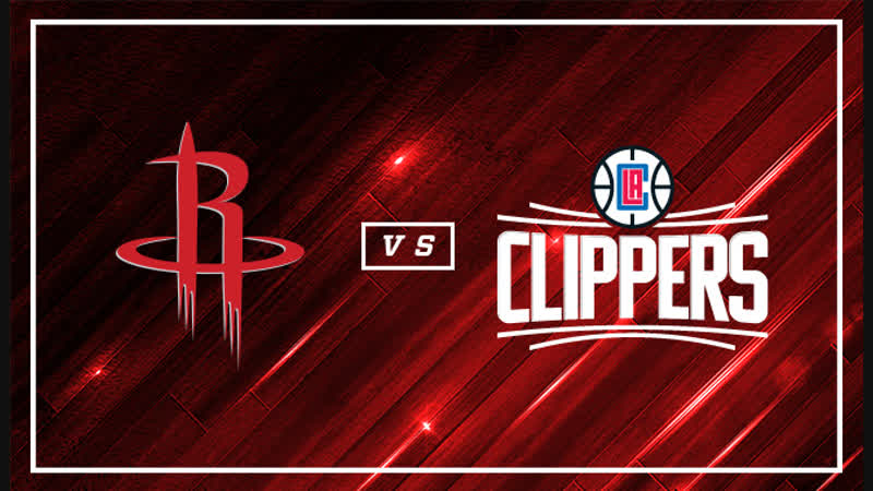 🏀Los Angeles Clippers vs Houston Rockets 04 00 МСК на русском языке
