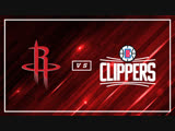?Los Angeles Clippers vs Houston Rockets (04:00 МСК на русском языке)