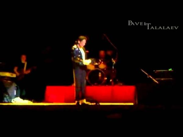 Michael Jackson Impersonator Pavel Talalaev -Первый канал(ОРТ) - Tribute to MJ 061109