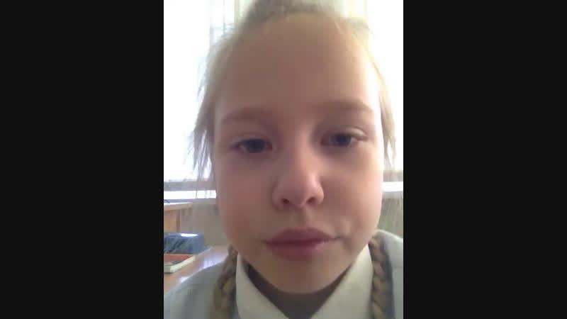 Дарья Нохрина Live