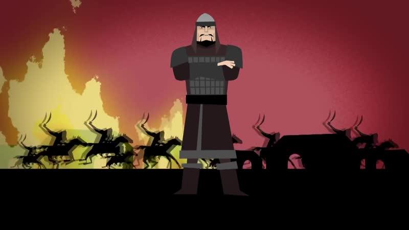 TED-ED _ История против Чингисхана