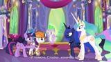 My Little Pony FiM Сезон 6, серия 5 Gauntlet of Fire HD русские субтитры