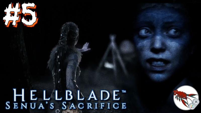 Прохождение: Hellblade Senua's Sacriface 🤪 Куриная Слепота [5]
