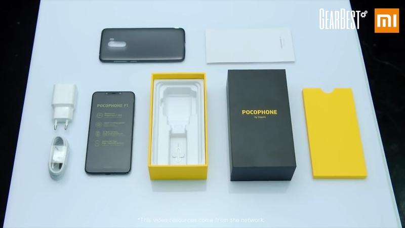 Xiaomi Pocophone F1 4G Phablet Global Version - GearBest.com