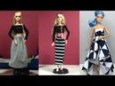 ✔️Лайфхаки и Идеи 👗5 идей DIY для куклы Барби❤Лучшая одежда для кукол by World of Dolls✔️