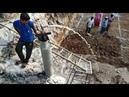 TEJABOREWELLMOTORS INSTALLED 6HP 60 STAGE CRI MOTOR SIRI HDPE PIPE