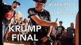 Электронный берег 2018 - Dance Battle by FDC - Krump final - Black Edge vs Madtower (win)