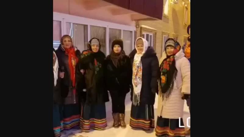 Зима в Зарайске
