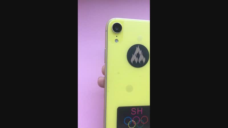 IPhone Xr внешне