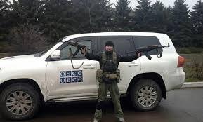 Боевики «ДНР» и «ЛНР» перекрывают проезд наблюдателям СММ ОБСЕ