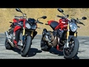 DUCATI MONSTER 1200S VS BMW S1000R: WHICH IS BETTER?