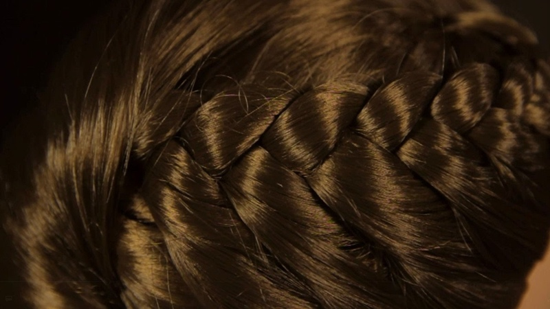 Прически для кукол Gotz Doll Hair Style cornrows