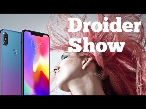IPhone за 20 тыс, слежка Google и цена на гибкий Galaxy X или F| Droider Show 374