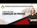 CLDF/2018 - FCC - Flávia Rita - Curso Correção de Provas - 2018 #flaviarita #cldf