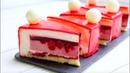 торт МУССОВЫЙ МАЛИНА ЛИМОН / MOUSSE RASPBERRY LEMON CAKE