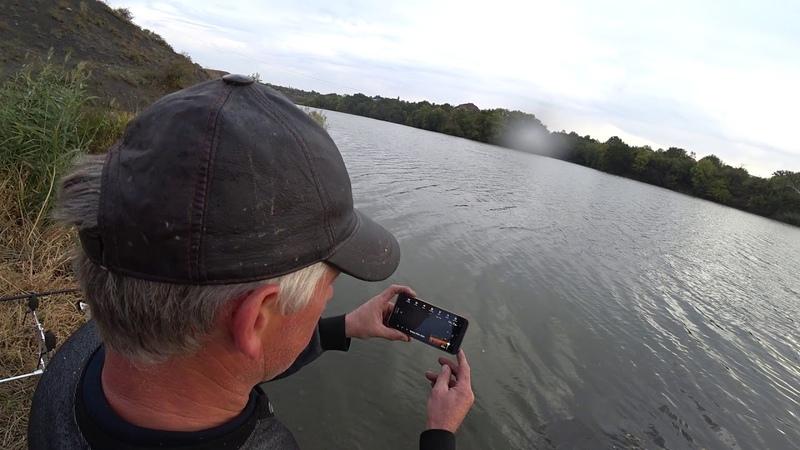 Рыбалка в черте города Кормаки фидер и дырка от бублика