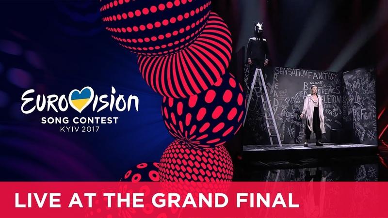 Dihaj - Skeletons (Azerbaijan) LIVE at the Grand Final of the 2017 Eurovision Song Contest