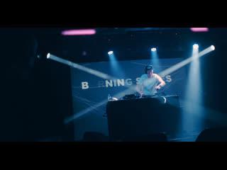 Burning series (drum & bass night)