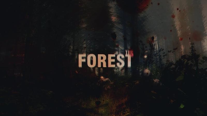 Как мы в авиакатастрофу попали и в лесу очутились ● The Forest