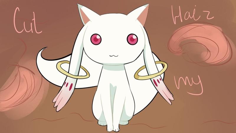 Cut My Hair - meme animation - Mahou Shoujo Madoka Magica