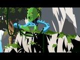 Bridging the Ravine - Bionicle Mata Nui Episode 15