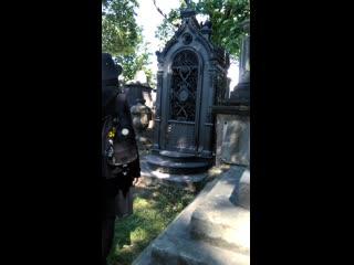 ➕ necropolis of the 18th century., st. petersburg ➕