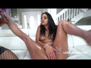 Holly hendrix vienna black [toys, anal, a2m, lingerie, stockings, gape, lesbians, gape, farts, asian asslicking, rimming ] part1
