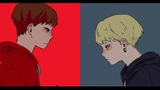 BTS OUTCAST animatic - i'm so sorry