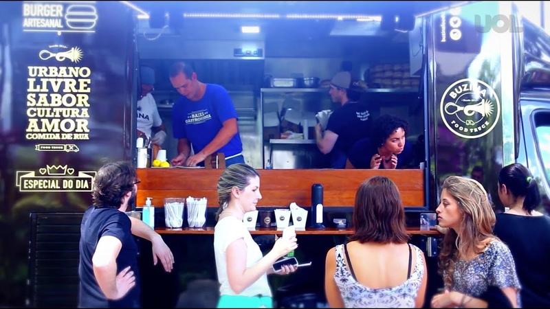 Jota Bê avalia Food Trucks. Qual vale a pena?