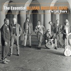 The Allman Brothers Band альбом The Essential Allman Brothers Band - The Epic Years
