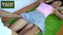 Japanese Girl Massage Beautiful Japan Girl Massage Relaxing Muscle to relieving Stress
