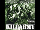 Killarmy - Silent Weapons For Quiet Wars (1997) [Full Album]