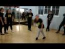 группа Анастасии Щекиной хип хоп продолжающие