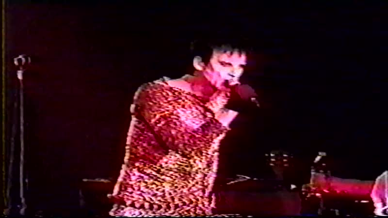 The Cramps — God Monster - 1997 Live in Texas