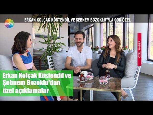 Erkan Kolçak Köstendil ve Şebnem Bozoklu'dan Pazar Sürprizi'ne özel açıklamalar!