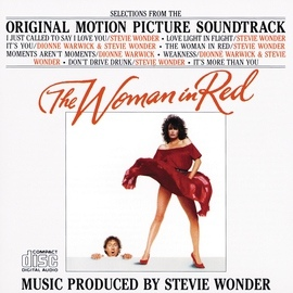 Stevie Wonder альбом Selections From The Original Soundtrack The Woman In Red